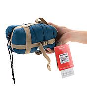 Bolsa de dormir Saco Rectangular 20 DO Mini Mantiene abrigado Portátil Muy ligero 190X70 Senderismo Camping Múltiples Funciones Al Aire