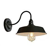 Mini Estilo Vintage / Campestre Lámparas de pared Sala de estar / Habitación de estudio / Oficina Metal Luz de pared 110-120V / 220-240V