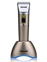 rewell rfcd-f21剃刀ナイフ電動クリッパー電動フェーダー大人の美容師専門充電式美容師電動トリマー