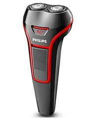 フィリップスs110 / 02電気シェーバーカミソリ100-240v洗える防水
