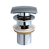Brass Clic-Clac Drain For Wash Basin  (0572 -NXC112)