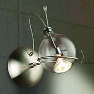 billige Krystall Vegglys-Moderne / Nutidig Vegglamper Til Metall Vegglampe 110-120V 220-240V 35W