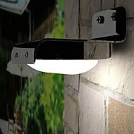 16x3528smd hvidt lys førte sollys bevægelsesføler pir vægmonteret havelys