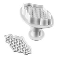 billige Kjeksverktøy-Bakeware verktøy Plast Økovennlig / GDS Kake / Til Småkake / For Småkake Bakeform