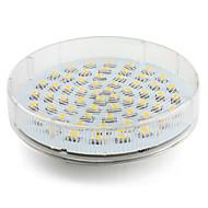 4W GX53 LEDスポットライト 60 SMD 3528 300-350 lm 温白色 2800K K 交流220から240 V