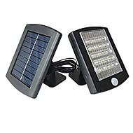 36 - LED branco solares Movimento Luzes de segurança do sensor