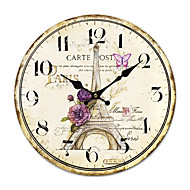 Χαμηλού Κόστους Ρουστίκ Ρολόγια Τοίχου-εξοχική κατοικία ρολόι τοίχου