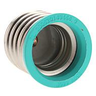 E40 to E27-E27 Light Bulb Adapter High Quality Lighting Accessory