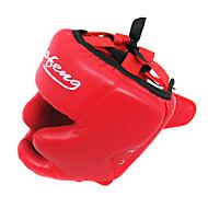 Uzavřená helma Pokrývka hlavy Helma na box pro Box Bojová umění MužiNárazuvzdorný Nastavitelný Ochranný Prodyšné zahušťování Tlumení