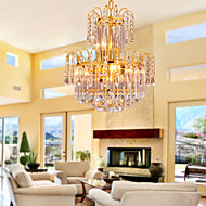cheap Ceiling Lights & Fans-Traditional/Classic Pendant Light For Living Room Dining Room Bulb Not Included