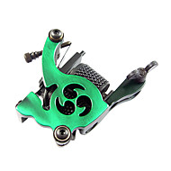 Coil Tattoo Machine Casting Liner and Shader Aluminum Alloy Professional Tattoo Machine