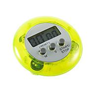 billiga Väckarklockor-Digital lcd-köksberedare räknar ner klockhögtalarens väckarklocka