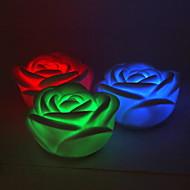 Brud Brudepige Blomsterpige Babyer og Børn LED Lampe Fødselsdag Nyfødt
