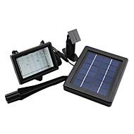Outdoor Solar Power 30 LED Automaattinen Security Flood Garden Waterproof Light