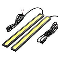 economico Luci diurne-SO.K 2pcs Auto Lampadine 7W COB 400lm LED luci esterne
