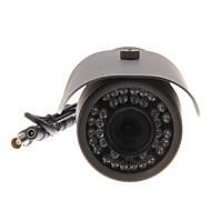 お買い得  CCTVカメラ-1/3インチソニーCCDと800TVL赤外線防水EFFIO-E CCTVセキュリティズームバリフォーカルレンズカメラ