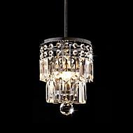 billige Takbelysning og vifter-LightMyself™ Takplafond Nikkel Krystall, Mini Stil 110-120V / 220-240V / E12 / E14
