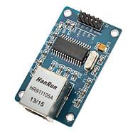ENC28J60 ethernet lan módulo para (para arduino) / avr/lpc/stm32