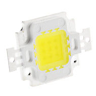 DIY 10W 700-800LM 300mA 6000-6500K Fria Branca Luz Módulo LED integrado (32-35V)