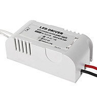 9-12W 310mA LED Driver met een constante stroom voeding (85-265V)