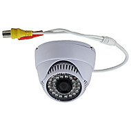 billige Overvåkningskameraer-YanSe 1/4 tomme Kuppelkamera CMOS IP65