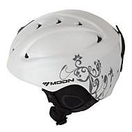 MOON ヘルメット 男性用 女性用 スノースポーツヘルメット マウンテン ハーフシェル 軽量 スポーツヘルメット CE スノーヘルメット ロードバイク サイクリング スノースポーツ スキー スノーボード