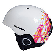 MOON ヘルメット 男女兼用 超軽量(UL) スポーツ スポーツヘルメット スノーヘルメット CE EPS ポリ塩化ビニル スノースポーツ ウィンタースポーツ スキー スノーボード