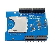 Χαμηλού Κόστους Motherboards-catalex sd / tf πλακέτα επέκτασης ασπίδα κάρτα (για Arduino) (λειτουργεί με την επίσημη (για arduino) Πίνακες)