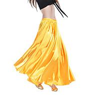 ชุดเต้นระบำหน้าท้อง กระโปรง สำหรับผู้หญิง การฝึกอบรม ซาติน / Performance / ห้องบอลลูน