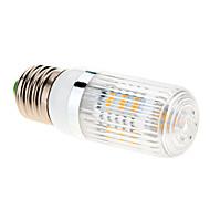 E26/E27 LED-kornpærer 27 leds SMD 5630 Varm hvit 680-760lm 2500-3500K AC 85-265V