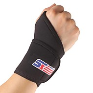 Hånd- og håndleddstøtte Sportstøtte Letter smerte Justerbar Passer venstre eller høyre albue Jakt Klatring Camping & Fjellvandring Løp