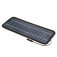 billiga Billaddare för mobilen-12V 4,5 W Hög kvalitet Solar Car Battery Charger