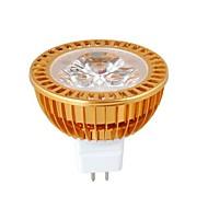 billige Spotlys med LED-1pc lm MR16 LED-spotpærer leds Høyeffekts-LED Dekorativ DC 12 V