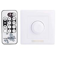 billige Lampesokler og kontakter-LED IR Dimmer med fjernkontroll for LED-lys (300W 90 ~ 240V)