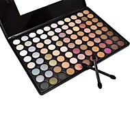 cheap Eye Shadows-Pro 88 Warm Color Fashion Eye Shadow Palette Profession Makeup Eyeshadow A 796
