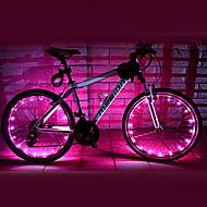 billige Sykkellykter og reflekser-Sykkellykter hjul lys LED Sykling Vanntett AA Lumens Batteri Sykling-FJQXZ