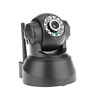 billige IP-kameraer-720p 1.0mp trådløs ip kamera wifi lyd nattesyn for android iphone pc