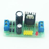 cheap -L7805 AC DC Voltage Stabilizer Regulator Module   Black