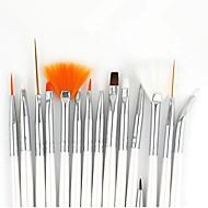 15pcs nail art painting brush kits