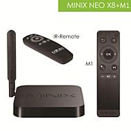 Χαμηλού Κόστους διάσημο εμπορικό σήμα-MINIX NEO M1 TV Box + Air Mouse Android 4.4 / Linux / Android TV Box + Air Mouse Quad-Core Cortex A9r4 Processor 2 GB RAM ROM Quad Core