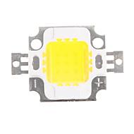 10W 800-900LM High Power 4500K Natural branco LED Chip Integrado (9-12V)
