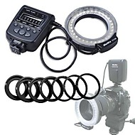 meike® johti makro Ring Flash fc-100 Canon Nikon pentax Olympus DSLR kamera videokamera
