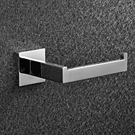 Toilet Paper Holder / Polished Stainless Steel /Contemporary