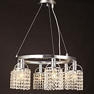 billige Takbelysning og vifter-SL® Krystall Anheng Lys Omgivelseslys Andre Metall Krystall 110-120V / 220-240V / E12 / E14