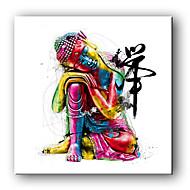 Χαμηλού Κόστους Τέχνη Τοίχου-τεντωμένο καμβά τέχνης θρησκεία και πνευματικότητα