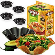 billige Bakeredskap-nye 4 stk / mye perfekt tortilla salat bakeformen stekebrett bolle