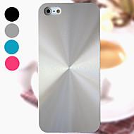 billiga Mobil cases & Skärmskydd-fodral Till iPhone 4/4S / Apple Skal Hårt Aluminium för iPhone 4s / 4