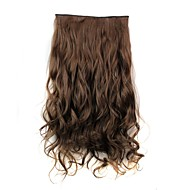 Clip In/On Synthetic Hair Extensions Hair Extension