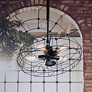 billiga Belysning-Geometriskt Hängande lampor Glödande - Ministil, 110-120V / 220-240V Glödlampa inte inkluderad / 15-20㎡ / E26 / E27