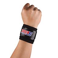 Hånd- og håndleddstøtte Håndleddstøtte til Vandring Jogging Løp Unisex Utendørs Justerbar Stretch Pustende Sport Nylon 1pc
